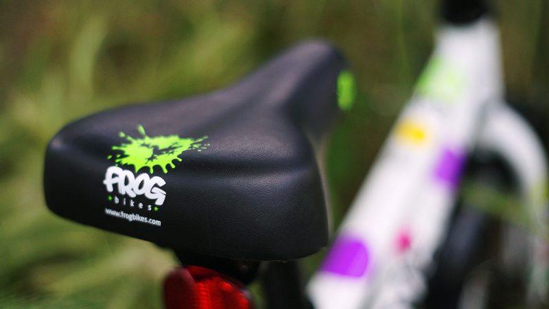 k bicyklu FROG dostanete aj set blatníkov