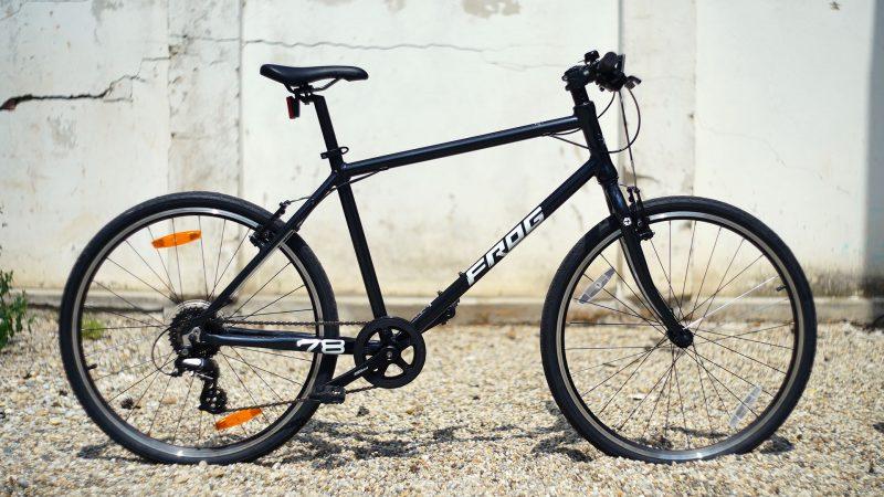 nenáročný emo bike s 26 palcovými kolesami v troch veľkostiach rámu