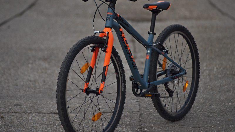 RM Thunder 26 - moderná geometria, nízky sloping, skvelá váha a najlepšie možné pneumatiky