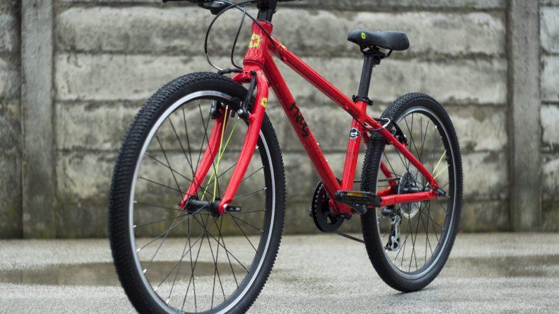 FROG 62 - vo farbe Ferrari Red