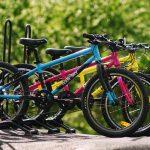 jedna veľkosť kolesa, rôzne veľkosti rámu